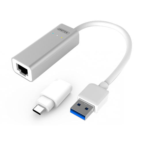 usb 3.0 type c to lan